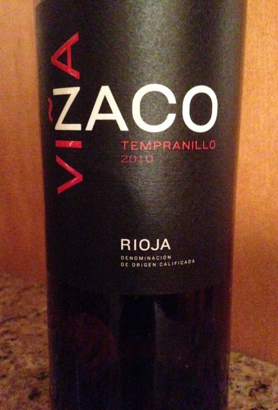Wine for Your Weekend � November 22-24, 2013 A full bodied Rioja at a price point under $20~ http://www.grape-experiences.com/2013/11/wine-for-your-weekend-november-22-24-2013/