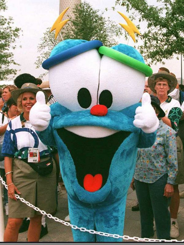 how was the mascot for the london olympics different from the earlier ones