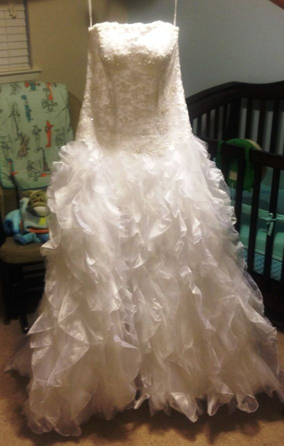 Monique Luo 1204 0086 Used Wedding Dresses Dressses Once Wed