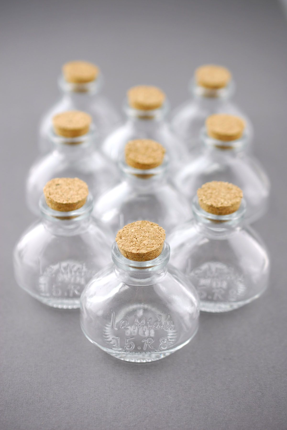 Save On Craftscom Small Bottles And Favor Bags