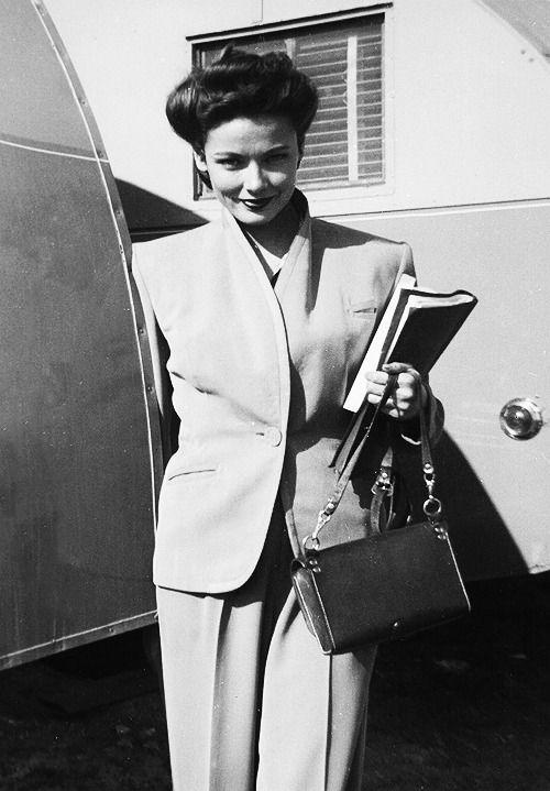 Gene Tierney, C.1940's