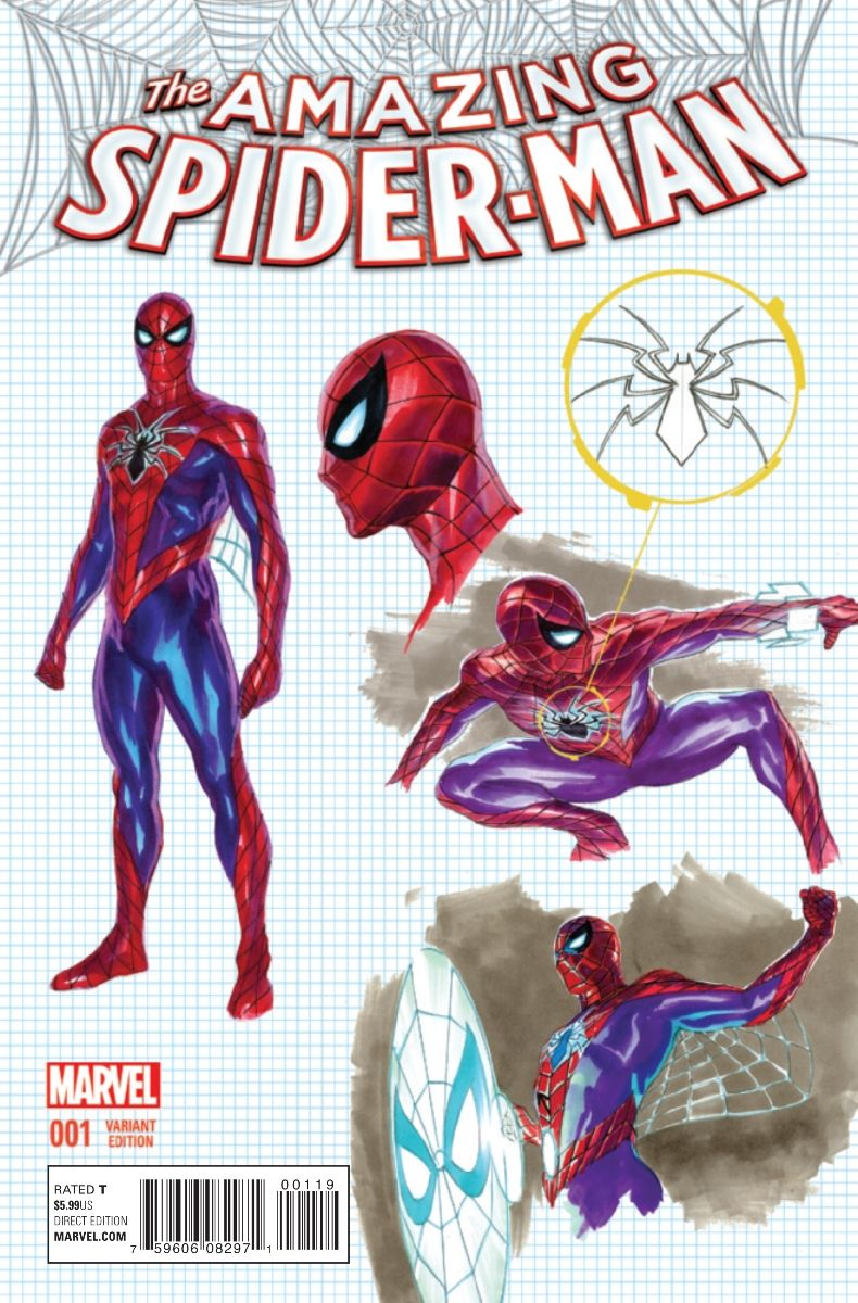Friendly Foreign Exchange Student Spiderman! (My Hero