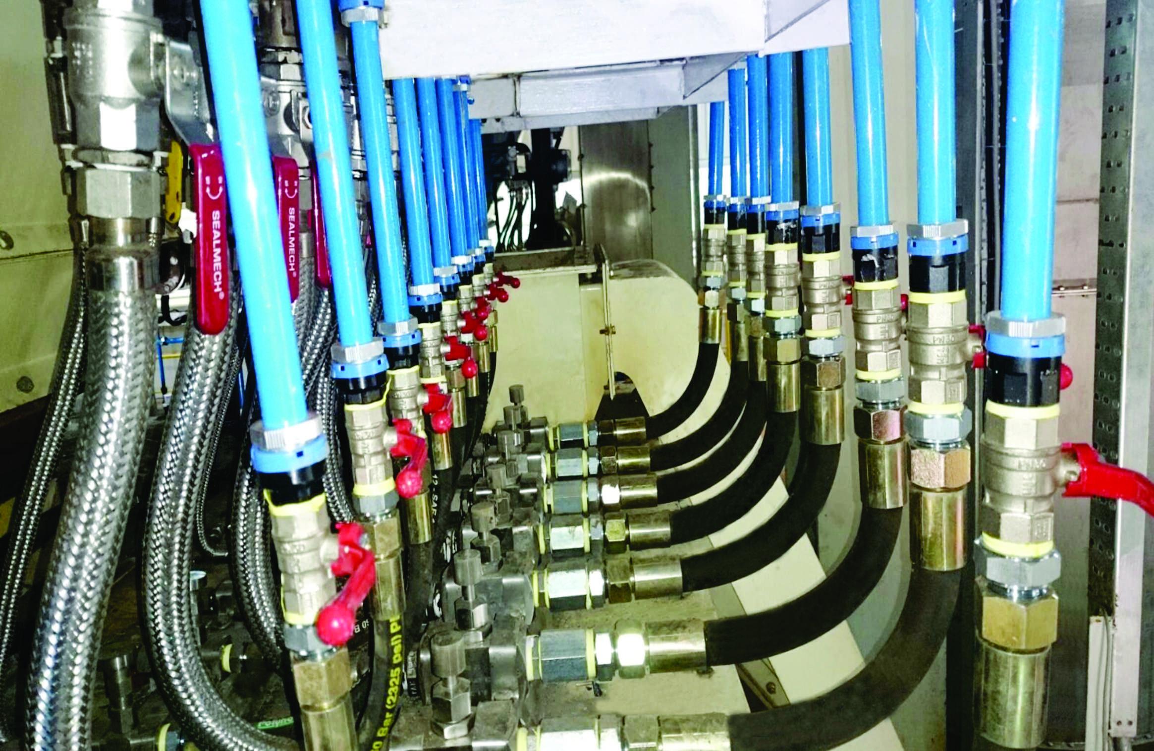 Compressed Air Piping Material Compressed air, Pneumatic