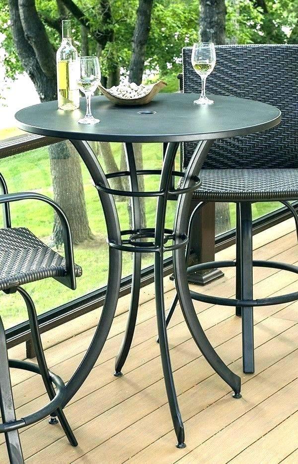 Decking Garden Furniture 4 x ALUMINIUM Chairs /& SQUARE Table SET Patio Sets
