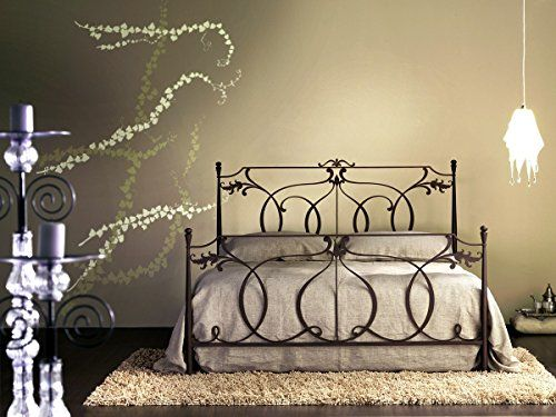 Letti Ferro Battuto Shabby Chic : Concerto letto matrimoniale in ferro battuto superior m https