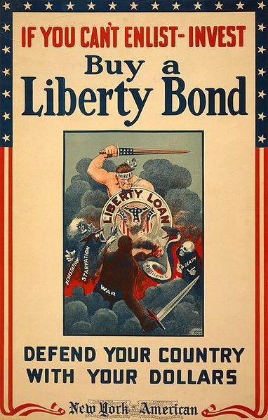LibertyBond - Winsor McCay