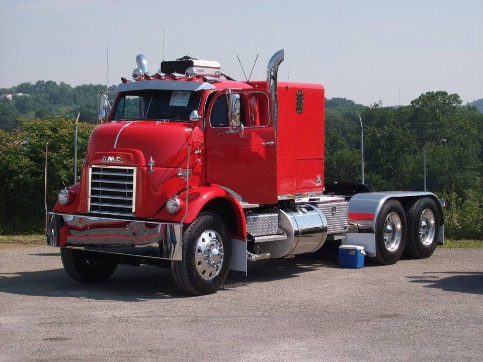 Early GMC coe. | Big Chevrolet and GMC Trucks | Pinterest