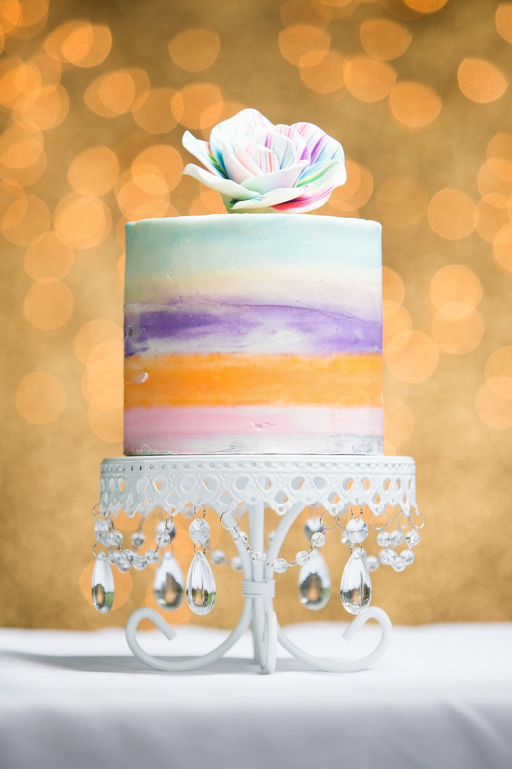 Pin by pink pineapple custom cakes on buttercream cakes pinterest