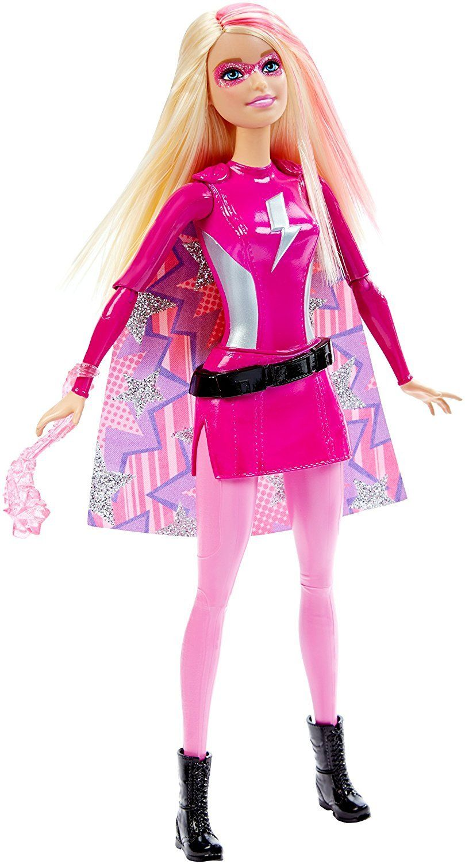 Barbie Hero Dolls In 2020 Superhero Dolls Barbie Felt Doll Patterns