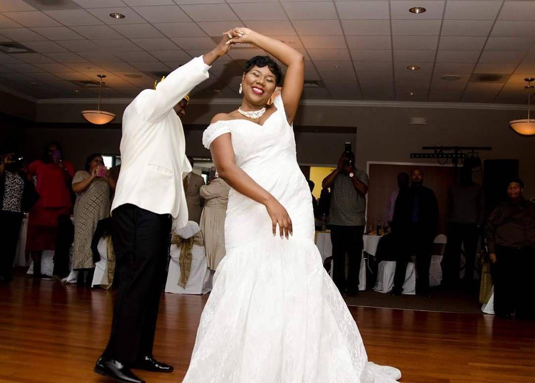 David's Bridal Bride Ebony Is A Lace Off The Shoulder V