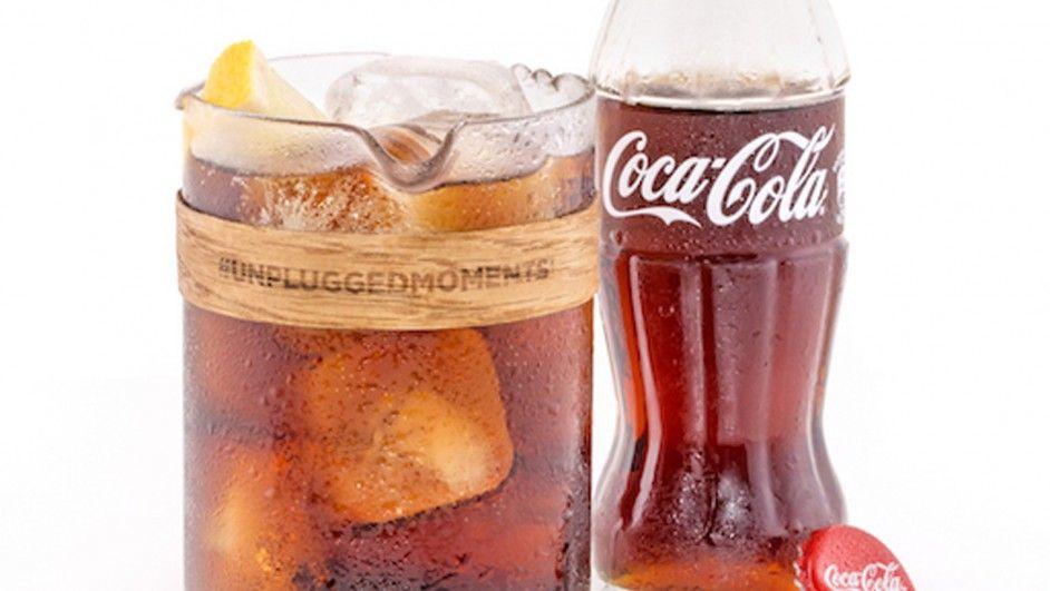 CuldeSac diseña un vaso para Coca-Cola  #UnpluggedMoments Coca-Cola España CuldeSac™ #cocacola