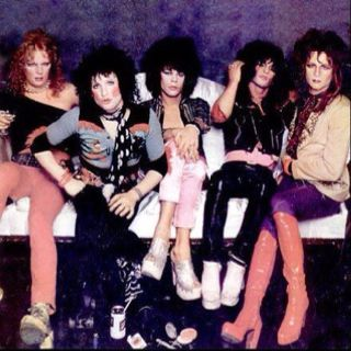My Fairy Godmothers, the New York Dolls
