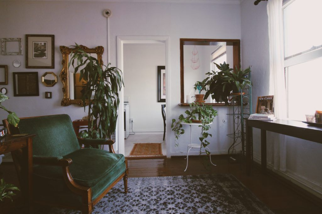 Inside My 1100 Los Angeles Studio Apartment Decor Home Decor