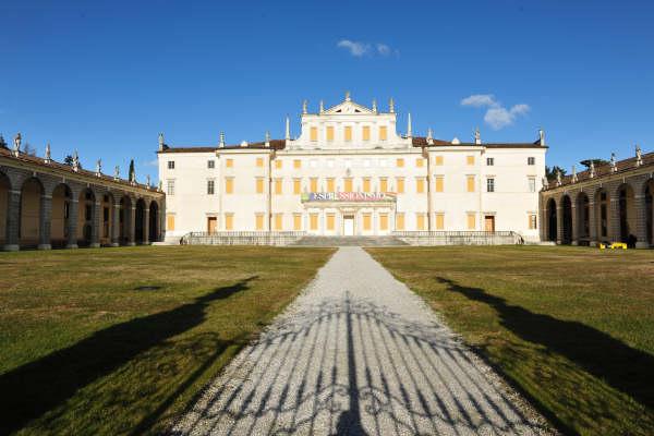 Villa Manin a Passariano di Codroipo, ville