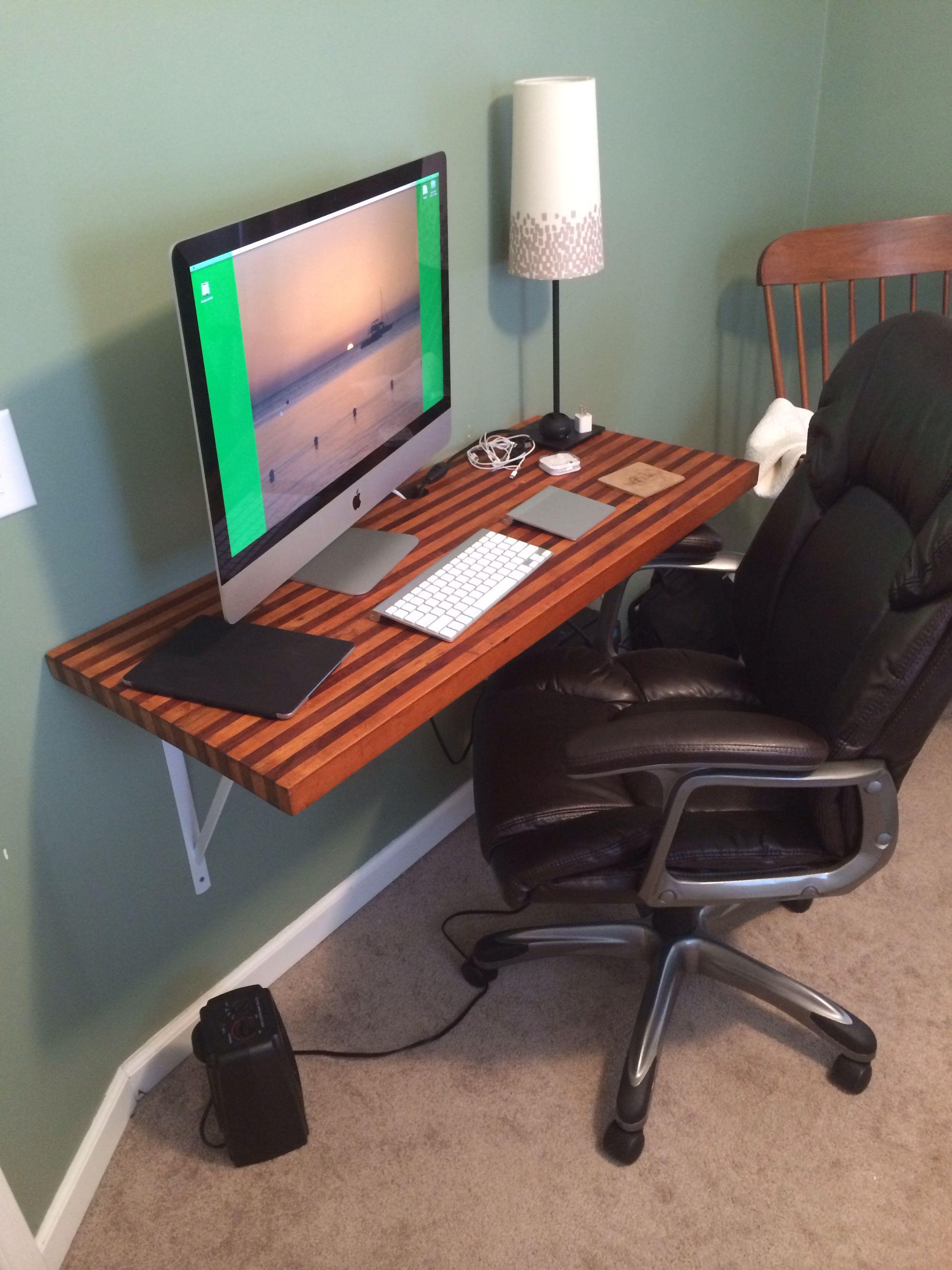 Large Of Butcher Block Desk