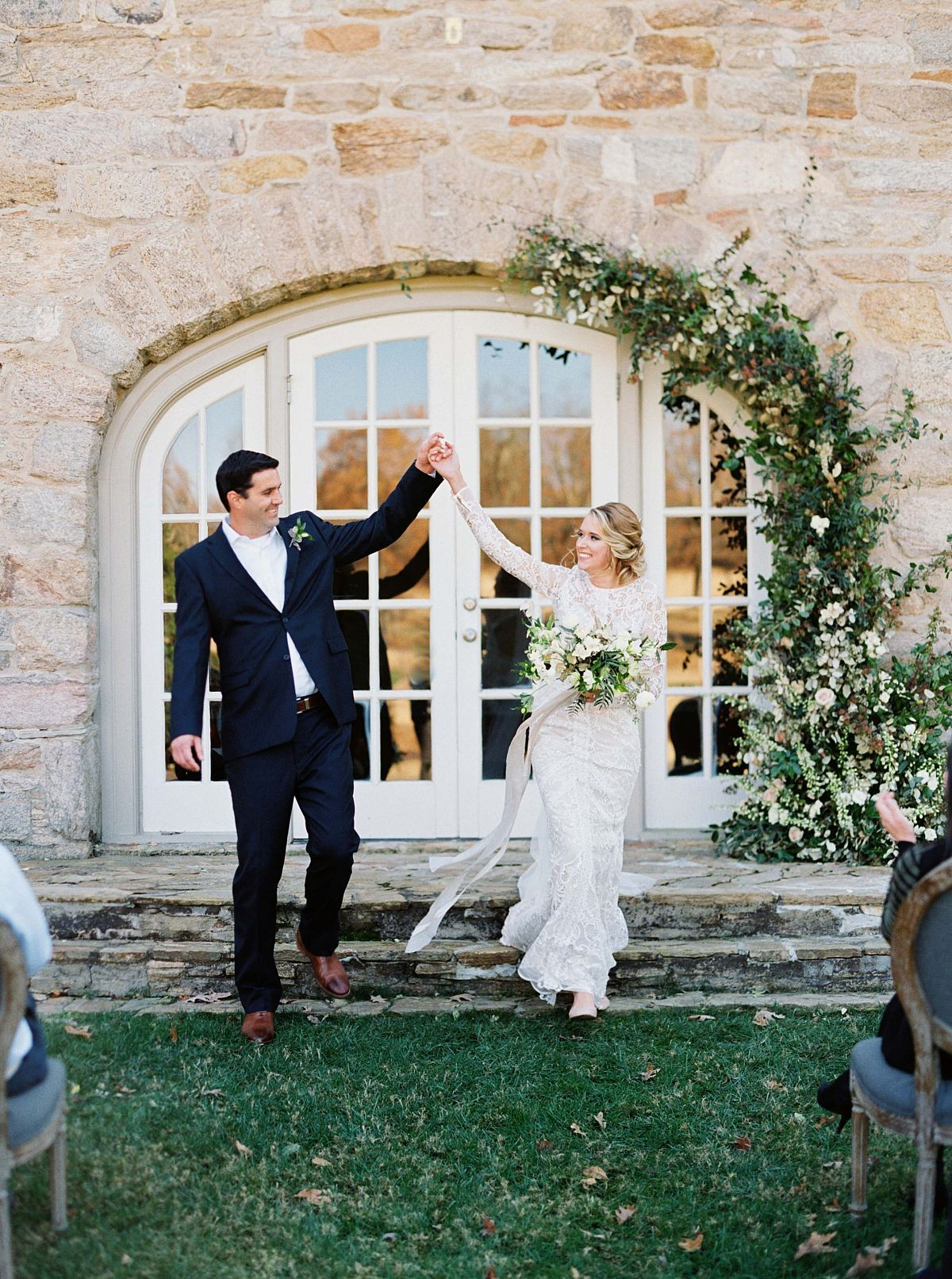 d7dcf8a77 Chic London Wedding with Elegant Rose and Delilah Madeleine Gown | City  Weddings | Pinterest