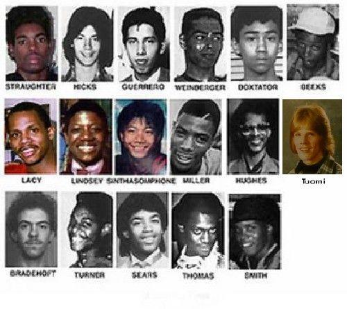 Serial Killer Files: List of Dahner'd Victims