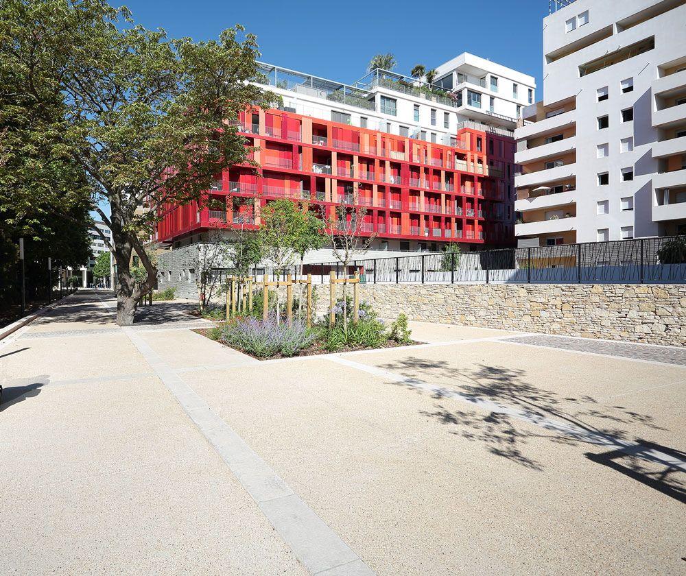 Quartier Parc Marianne - Photo MC Lucat