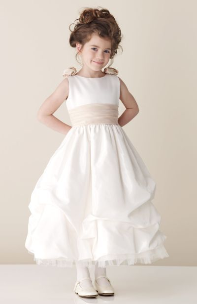 d5d0fa3edaf5 Joan Calabrese by Mon Cheri Flower Girls Dress 110302 at frenchnovelty.com
