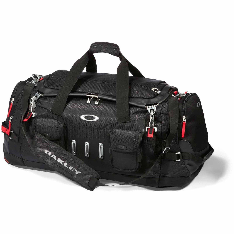 NIKE JORDAN DUFFEL GYM BAG BLACK BLUE 8A1778 WET/DRY SHOE ... |Nike Dry Bag