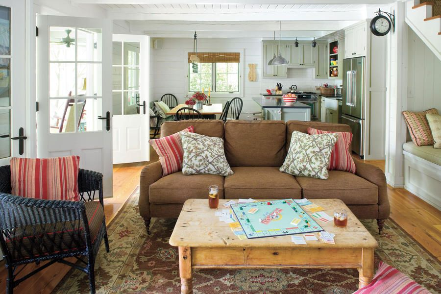 Lake House Decorating Ideas   Pinterest   Lakes  Walls and House Make It a Hybrid   24 Lake House Decorating Ideas   Southernliving  Don t  be afraid to make your lake house style a hybrid  Pair your favorite  elements