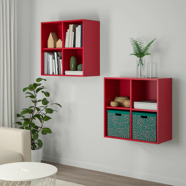 Tjena Kutija Za Odlaganje S Poklopcem Zelena Tockasto Ikea In 2020 Storage Boxes With Lids Storage Furniture Kids Storage Furniture