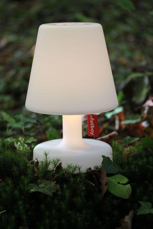 Fatboy Edison The Petit Forest Light Feesmaison Lampe Fatboy Jardins Luminaire Exterieur