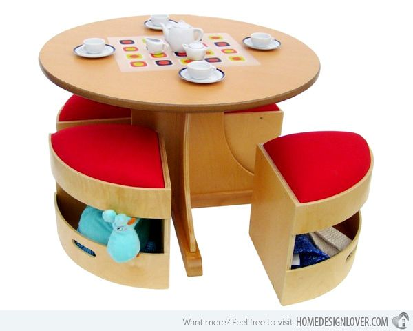 15 kid 39 s table and chair sets for livelier activity time kids s stools and kids furniture. Black Bedroom Furniture Sets. Home Design Ideas
