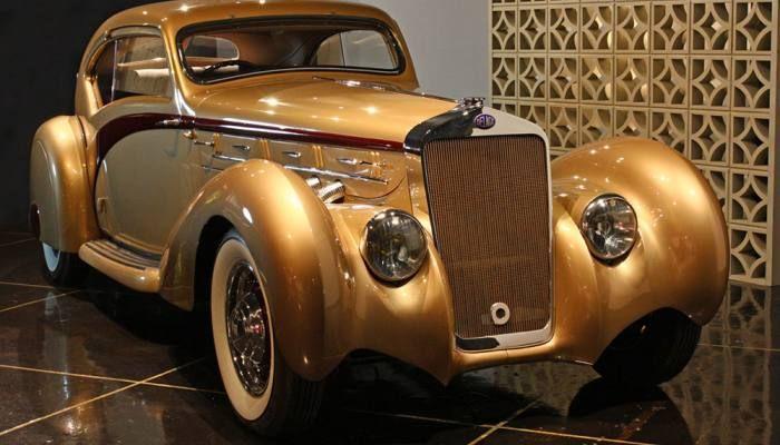 Petersen Automotive Museum Opens the Vault | Robb Report - The Global Luxury Source
