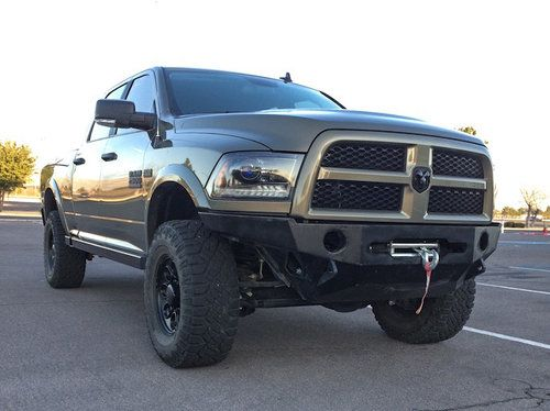 2014 Power Wagon Front Bumper Kinzeroffroad Com Power Wagon