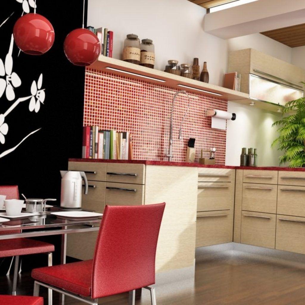 Asian inspired kitchen decor avhts pinterest