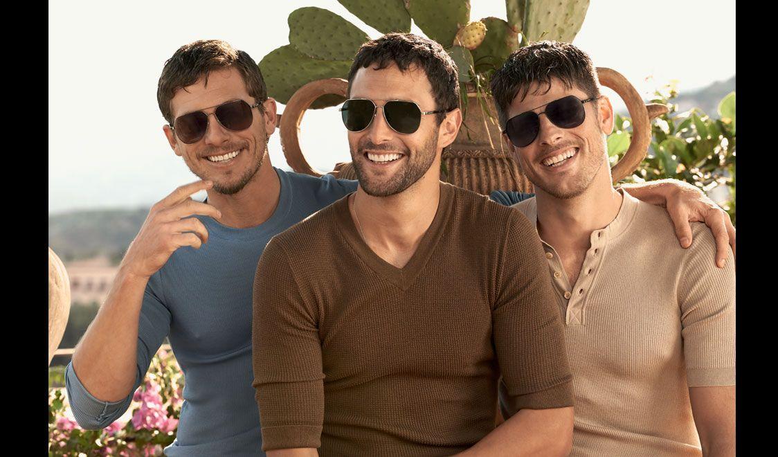 31 Noah Mills Dolce & Gabbana Sunglasses Campain