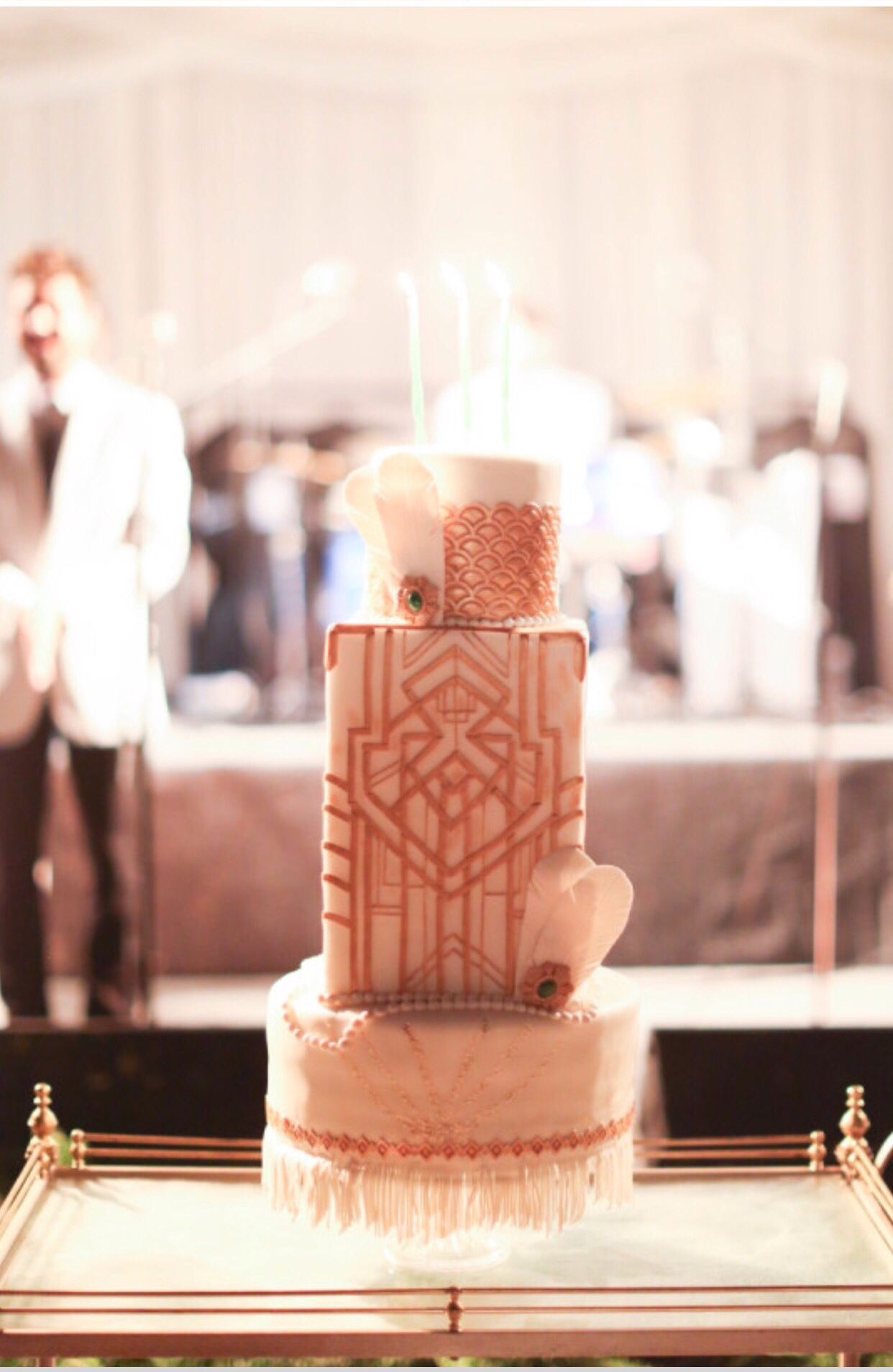 Great Gatsby! 30th birthday parties, Easy party