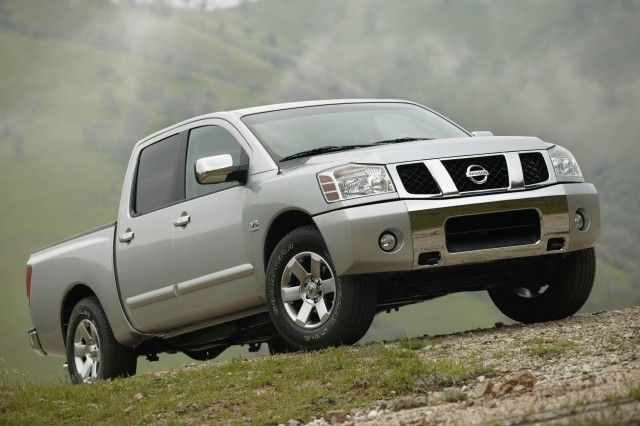10 Of The Deadliest Cars In America Nissan Titan 2006 Nissan Titan Nissan