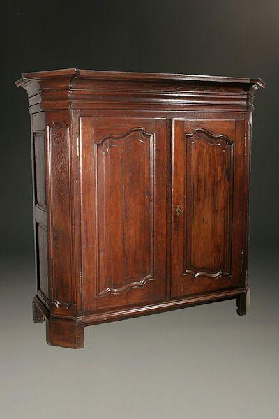 300 Year Old German Oak Armoire. Oak WardrobeAntique ...