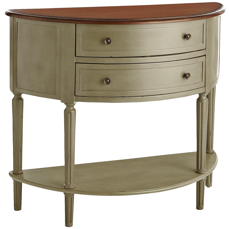 Marchella sage console table console tables consoles and products marchella sage console table geotapseo Gallery