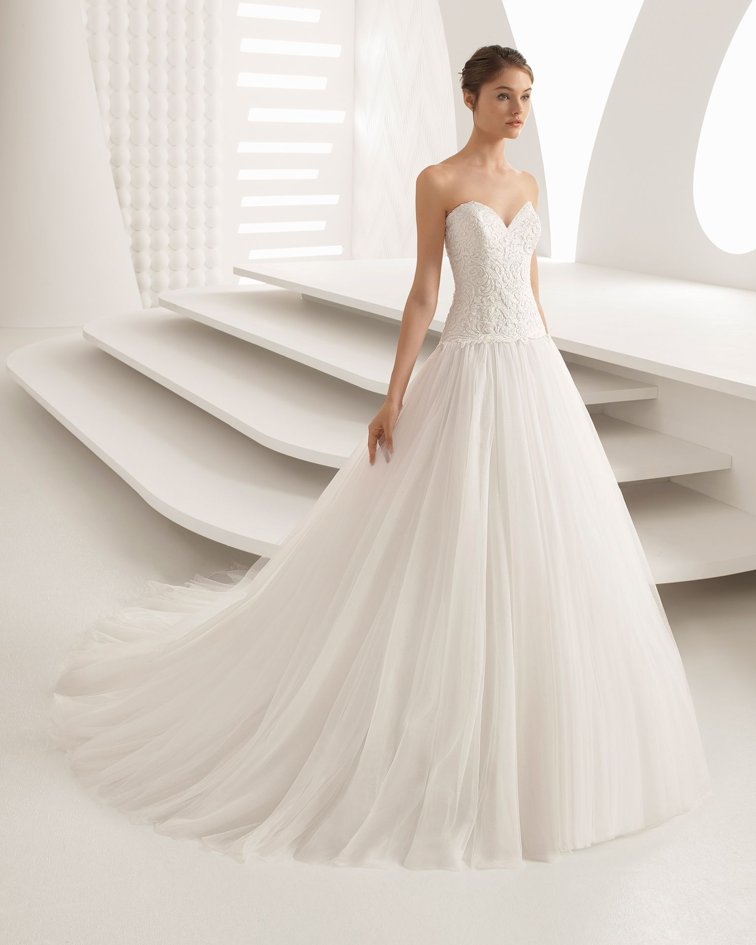 Vestidos de novia estilo princesa bogota