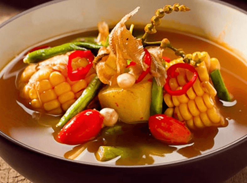 Resep Sayur Asem Sunda Resep Masakan Sederhana Resep Masakan Resep Makanan