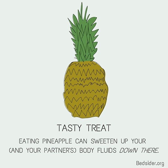 Benefits Of Pineapple Sexually