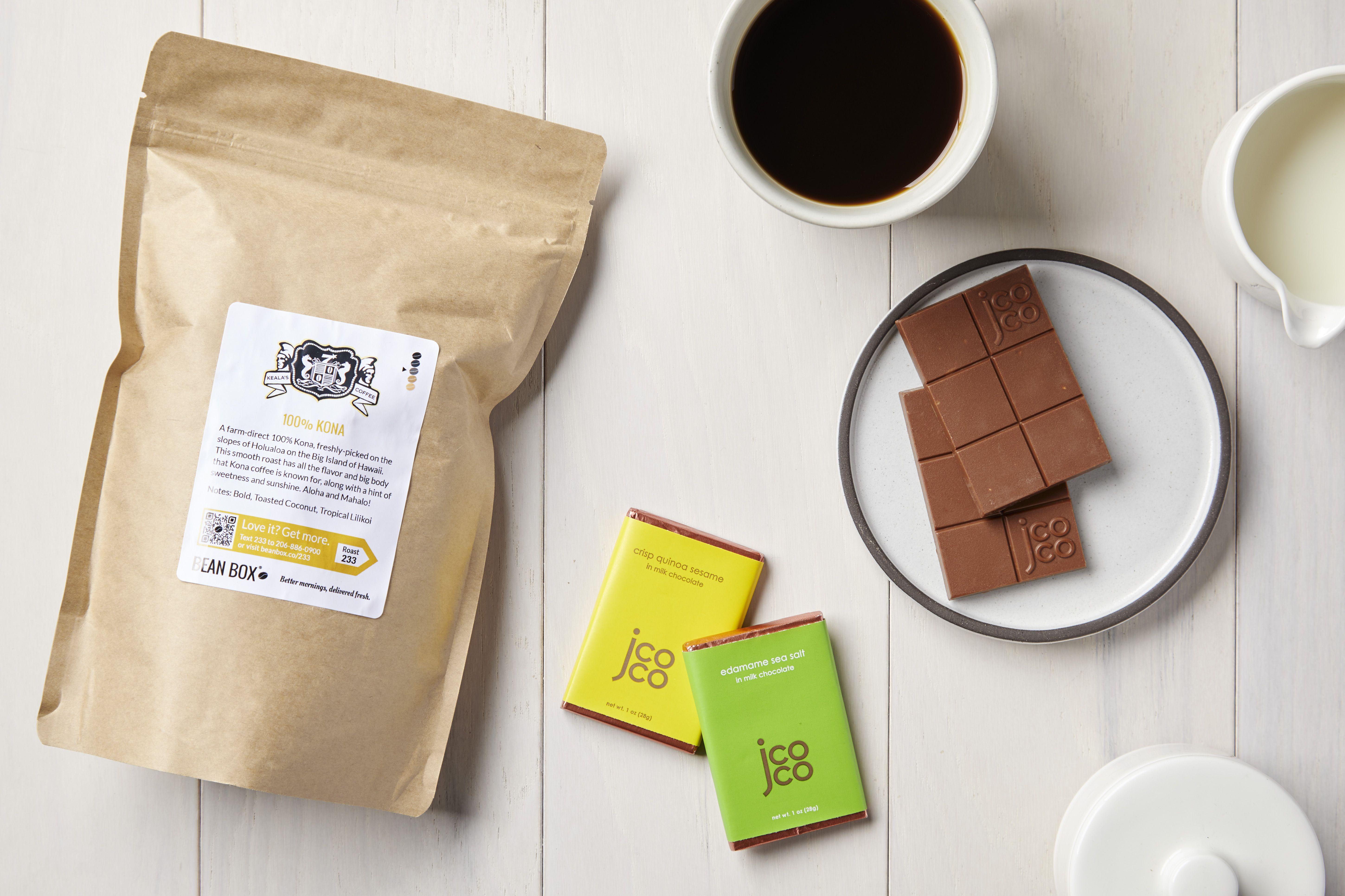 100 kona coffee gift box coffee gifts box coffee lover