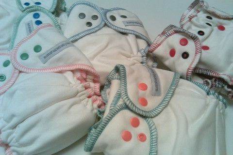 #1 Great Night time diapers (fitteds) for heavy wetters!  And cute, too! @sloomb  #clothdiapers #nopins