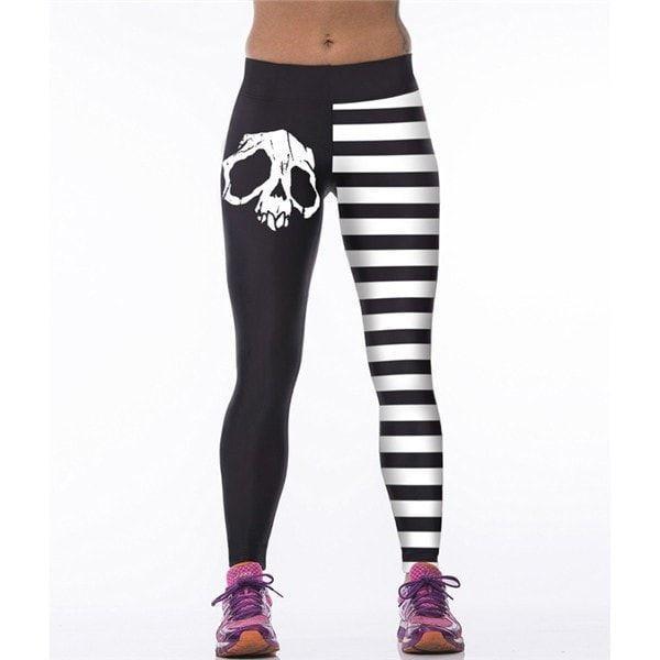 1cb04c782df Fashionable Multi-Color 3D Print Legging for Women - High Waist GYM   YOGA    RUNNING Sports Pants