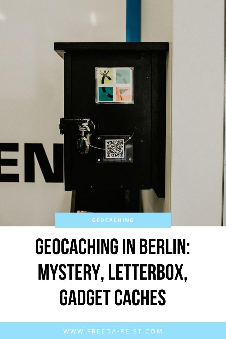Geocaching Tour In Berlin Geocaching Ausflug Reisen