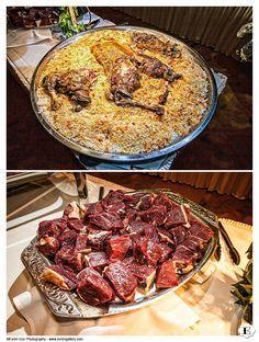 Traditional Wedding Food Ideas