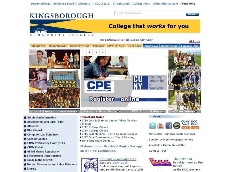 City University of New York: Kingsborough Community College
