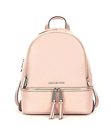 MICHAEL Michael Kors Rhea Small Zip Backpack  Dillards  da5967c7f0739