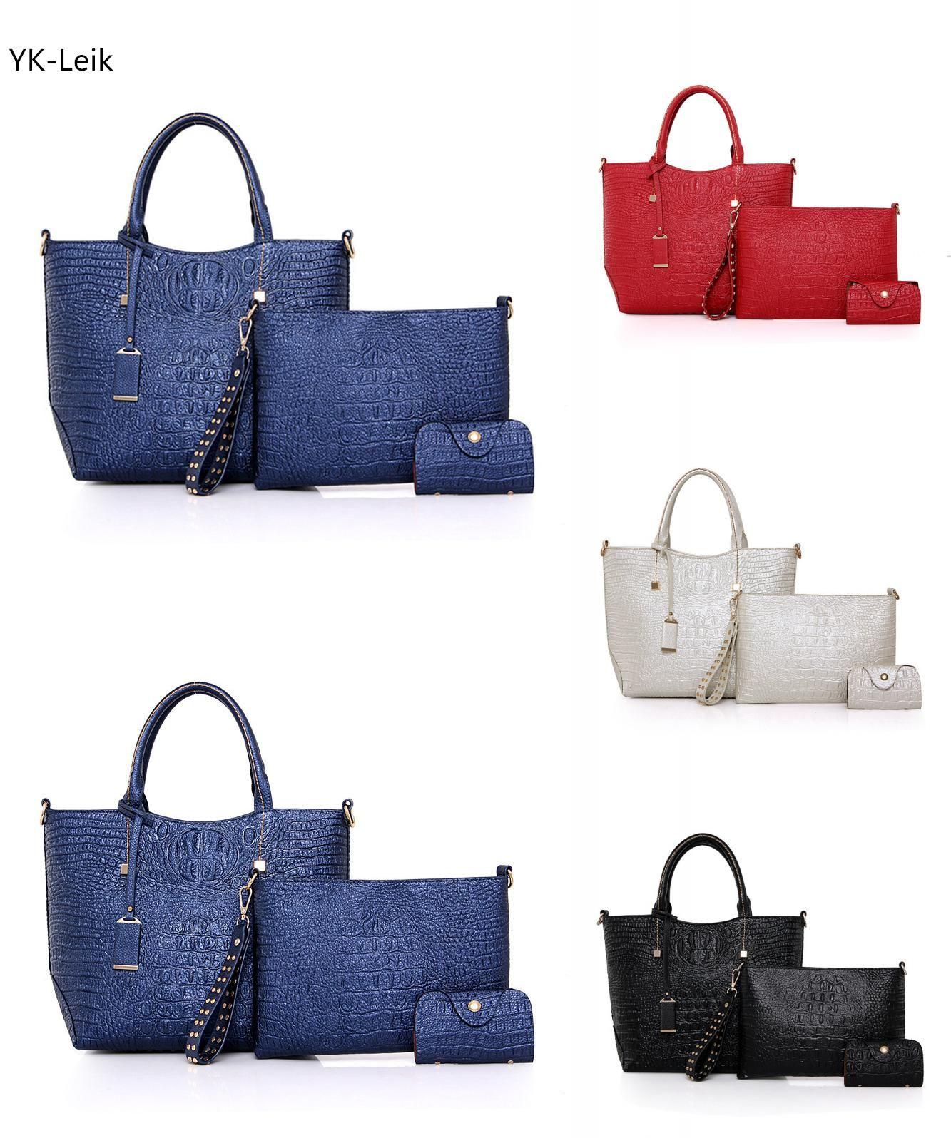 1a1025df4b  Visit to Buy  YK-Leik 2017 Luxury Women leather Handbags Women Bags  Designer