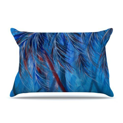 Kess InHouse Rosie Brown Red White Tropical 30 by 20-Inch Pillow Case, Standard Kess InHouse,http://www.amazon.com/dp/B00DYRKA38/ref=cm_sw_r_pi_dp_usuLsb0E5VV9GMGR #bedding #homedecor #pillowcase #amazon #kessinhouse