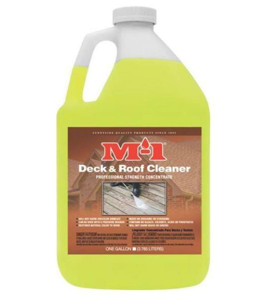 Best M 1 Drc1G Deck Roof Cleaner 1 Gallon Roof Deck Deck 400 x 300