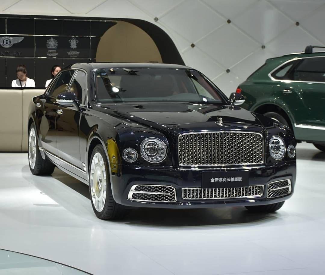 Bentley Mulsanne � Bentley Motors Bentley Fan On: Bentley Mulsanne LWB Series II #bentley #bentleymulsanne
